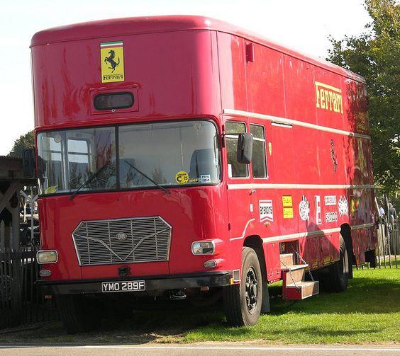 Transport Ferrari: Ferrari OM Transporter