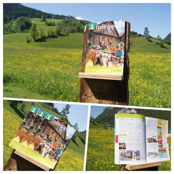 """Das Magazin Das Magazin """"Infopoint"""" der Schladming-Dachstein-Tauern-Region gibt den Besuchern, Gästen und auch den Einheimischen ein guten Einblickin die verschiedensten Aktivitäten, d…"""