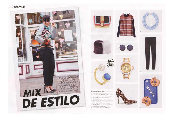 En L-ink Magazine, te enseñan como conseguir un look ecléctico con nuestra blusa Holyzee, una de nuestras piezas preferidas de esta temporada!Qué os parece? Por supuesto está disponible en nuestra web! http://marlota.es/es/product/blouse-holyzee/