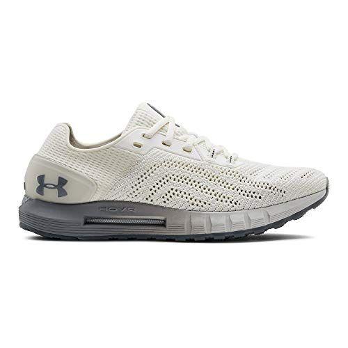 Under Armour Men S Hovr Sonic 2 Running Shoe Onyx White 101 Mod Gray 12 5 M Us Running Shoes Under Armour Sneakers Men