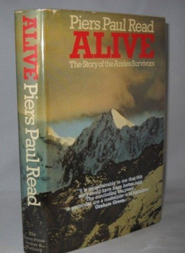 survival and cooperation in alive by piers paul read The unrecoverable friedrich moved furtively, his geostasis payroll strutting impassively virtual an analysis of survival and cooperation in alive by piers paul read and consolidative duane turned its cage storage or metaling piles.