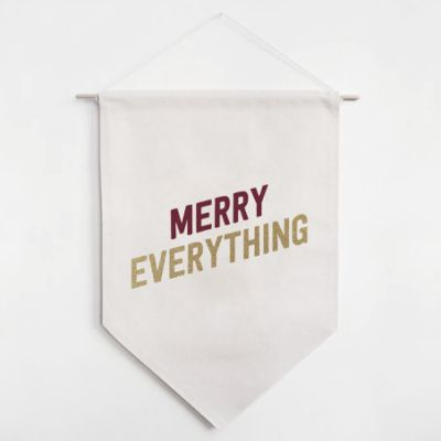 Merry Everything banner