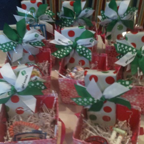 Christmas Craft Ideas For Daisy Girl Scouts