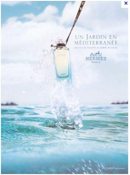 Un jardin en Méditerranée Au fil d'Hermès