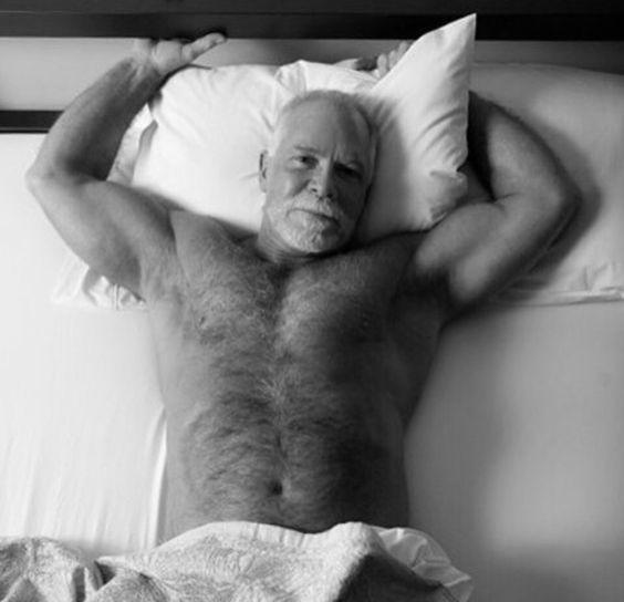 "fhabhotdamncobs:  thedaddylist:  Fine, I'll come back to bed…     W♂♂F   (WARNING!  No ""Pretty Boys"" here.)"