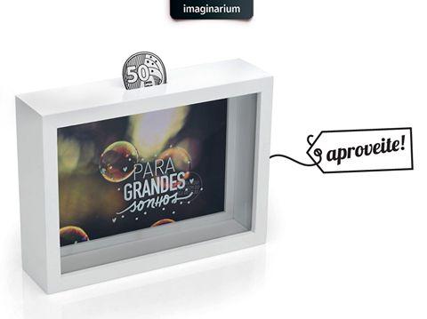 De grão em grão a galinha enche o papo e de moeda em moeda seus sonhos se enchem de possibilidades! Confira os detalhes do cofre mais inspirador que você já viu: http://goo.gl/3NKqK1 Ou vá direto em uma de nossas lojas pelo Brasil ou na loja virtual: http://goo.gl/s5X4Of