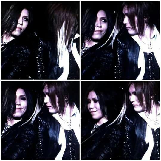 Aoi. Uruha. The GazettE.