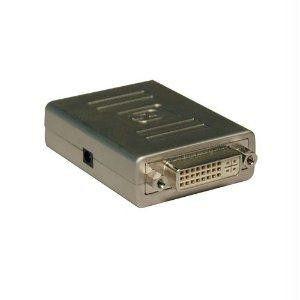 Tripp Lite Dvi Extender Equalizer, Dual Link Video Repeater 2560x1600 At 60hz (dvi F-f)