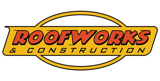 roofworks construction roofing company corporate logo my design rh pinterest com roofing company logos in north dfw roofing company logos in north dfw