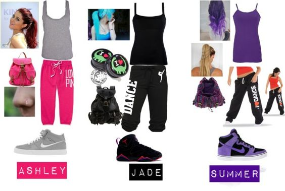"""dance class"" by jadess-west ❤ liked on Polyvore"