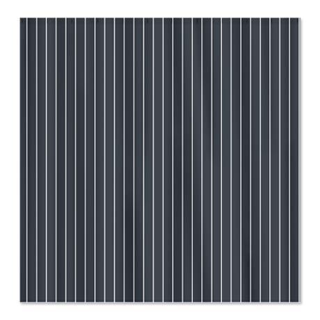 Pinstripe Navy Shower Curtain Curtains