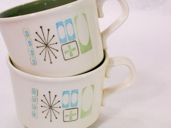 Atomic Mugs