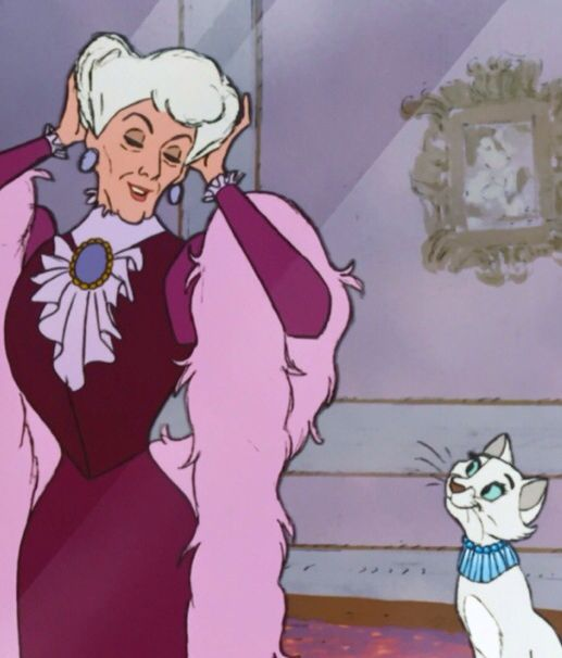 ボンファミーユ夫人とダッチェス