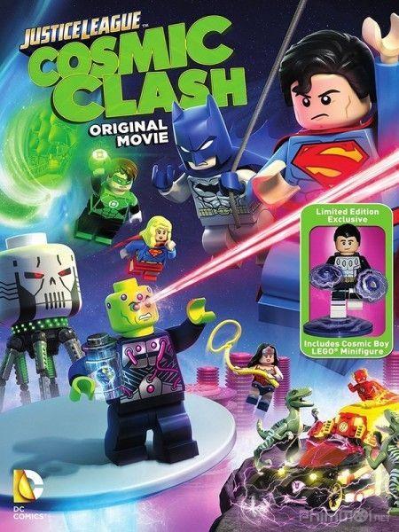 Phim Liên Minh Công Lý LEGO: Cuộc Chạm Trán Vũ Trụ