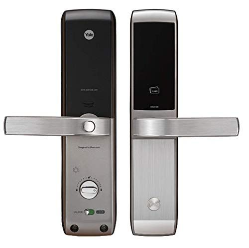Check Out This Great Security Product For Your Home Digital Door Lock Ydm3168 Motorized Mortise Lock 3 Pcs Mifa Digital Door Lock Mortise Lock Door Locks