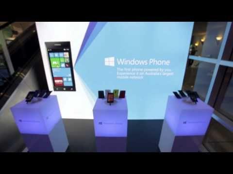 Meet your new Windows Phone @ Telstra