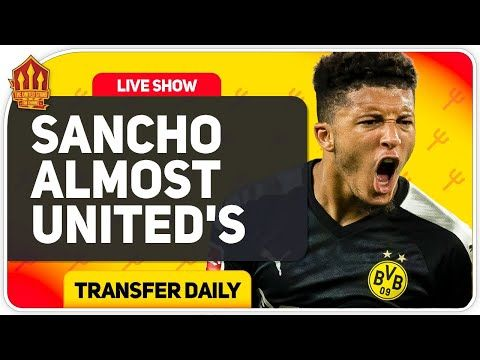 Sancho Deal Done On Friday Man Utd Transfer News In 2020 Transfer News Sancho The Unit