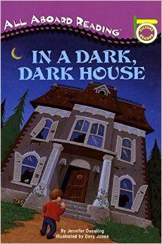 #AngelaPapi#In a Dark Dark House Jennifer Dussling Davy Jones