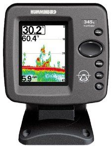 the humminbird 345c is designed for those who demand top-of-the, Fish Finder