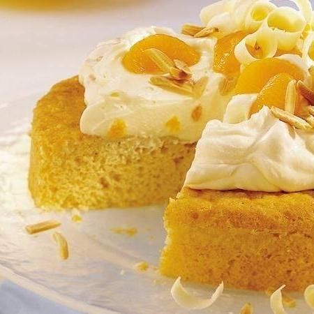 fluffy cloud of pudding, whipped topping and oranges makes a melt-in ...