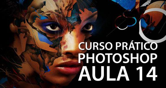 Curso prático de Design Gráfico - Photoshop #14 - Introdução a máscaras de camada