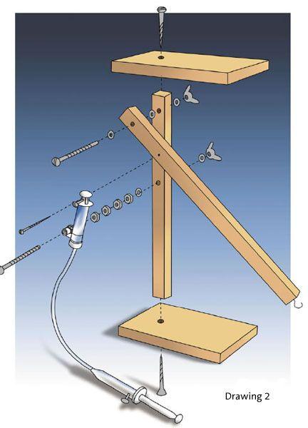Principle Of Hydraulic Crane Project : Make a hydraulic crane syringe proyectos que debo