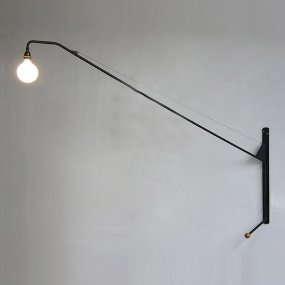 find more industrial lighting information about jean prouve potence wall light cantilever wall designhigh quality design ampchina designer inspired purses cheap industrial lighting