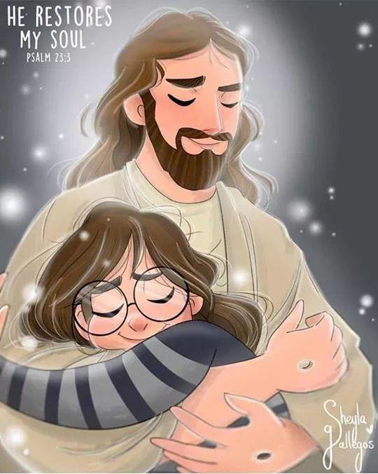 Dios Siempre Te Abrazar Hija De Dios Mujer De Dios Abrazo De Dios