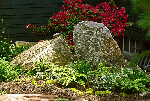 Now just to get my husband to move a few BIG rocks we have access to.  {He and his army...lol}