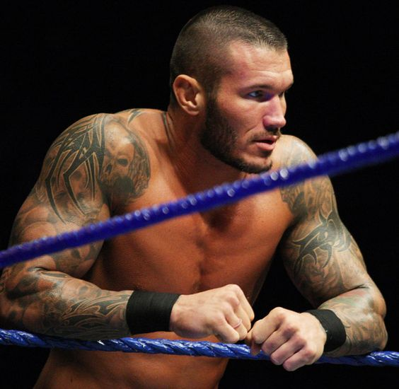 Randy Orton started his career playing the role of a heel. Description from sportskeeda.com. I searched for this on bing.com/images