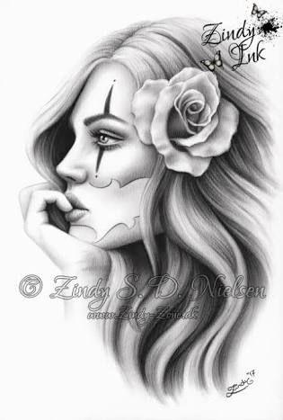Resultado De Imagem Para Chikano Devushka Desenhos Para Tatuagem