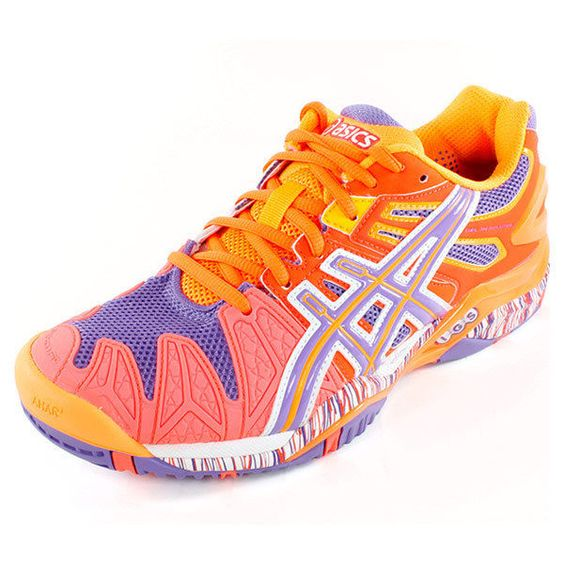 asics womens tennis shoes ebay