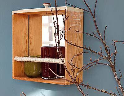 Recicla los cajones de un mueble viejo recycle old - Reciclar muebles viejos ...