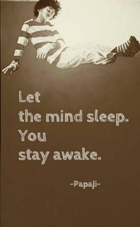 Draw & Wings. - Let the mind sleep. You stay awake. (Papaji)