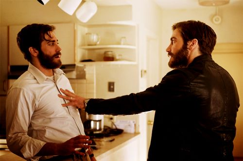Cannot wait for this movie to come out! #enemy #gyllenhaal