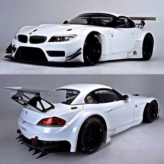 Bmw Z4 Used Cars: GT Track Car - The New BMW Z4 Model.