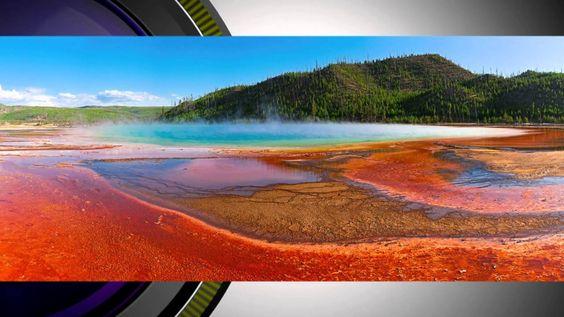 #EnImágenes: 7 escenarios naturales que te harán dudar si son realidad o fantasía ► http://bit.ly/RPyZPq