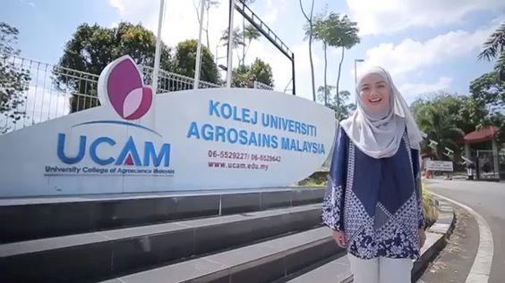 Mira Filzah On Instagram Jom Sertai Kami Ucamofficial Kolej Universiti Agrosains Malaysia Ucam Pendaftaran Kemasukan Ke Ucam 2 In 2020 College Malaysia Fun Slide