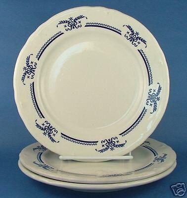 3-Shenango-Interpace-Restaurant-Dinner-Plate-Blue-Wheat