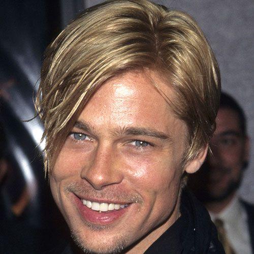 The Best Brad Pitt Haircuts Hairstyles Ultimate Guide In 2020 Brad Pitt Hair Mens Hairstyles Brad Pitt
