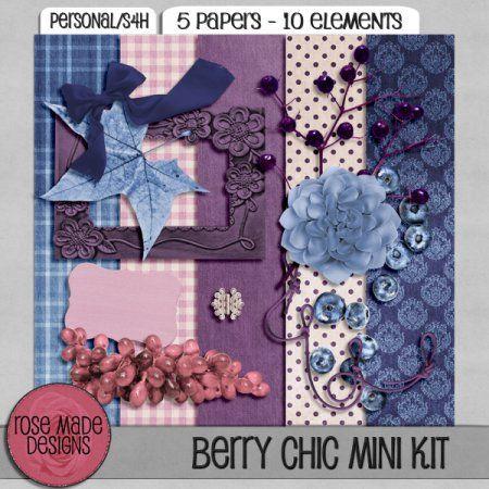 Berry Chic Mini Kit