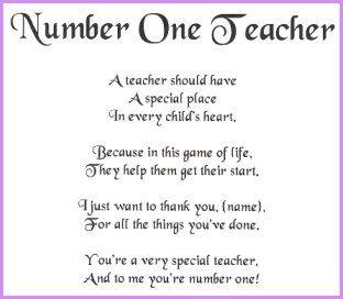 you best teacher google i miss you poems for teachers teacher poems ...