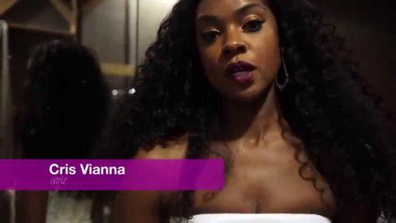 Angola Fashion Week 2015: cabelos