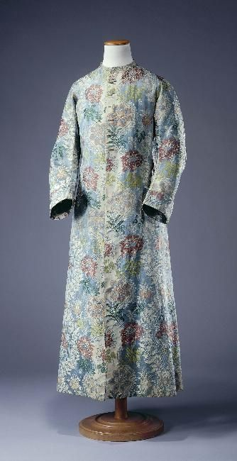 Robe de chambre  Anonyme  entre 1720 et 1760