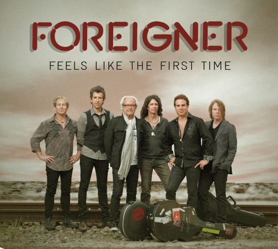 Foreigner and one of my favorite songs by them!