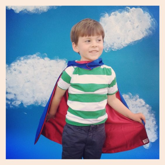 superhero party photo background