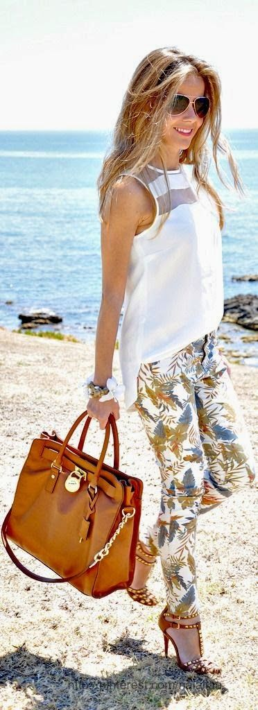 Perfect Hot Summer Summer Outfit!