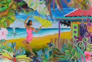 explore beach cottage decor decor coastal and more caribbean artworks ...