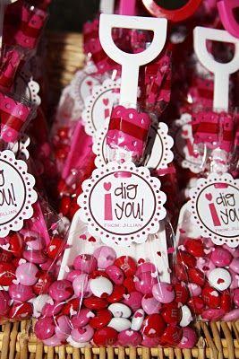 I Dig You- cute Valentine!