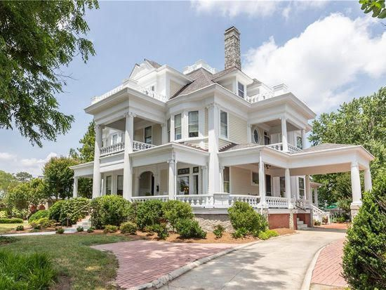 1910 Historic May House For Sale In Cincinnati Ohio Mansions